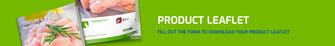 Product leaflet QBind Chicken FPP C