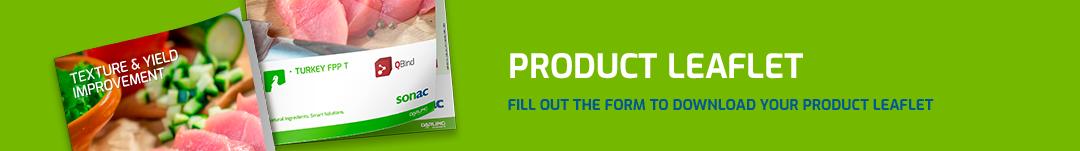 Product leaflet QBind Turkey FPP T